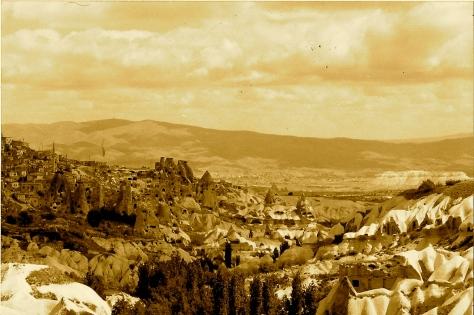 Cappadoccia, Turkey, 1995